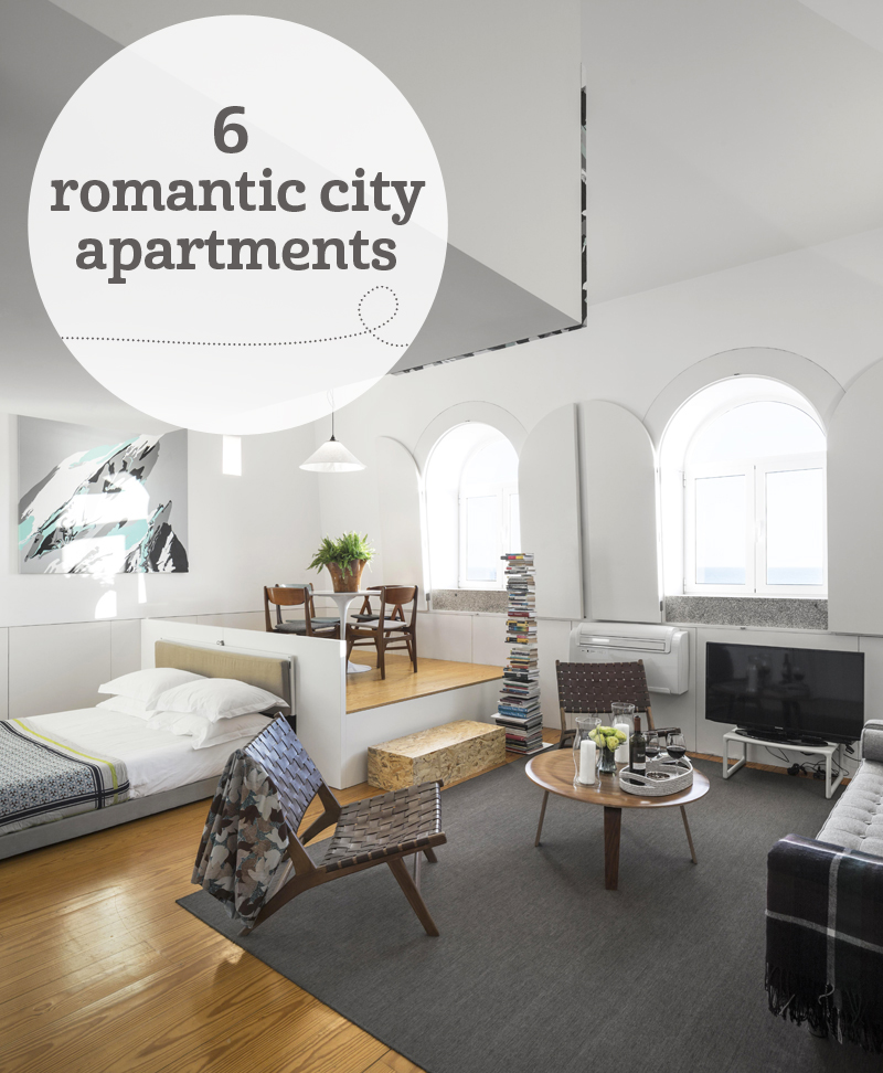 i-escape blog / Six romantic city apartments