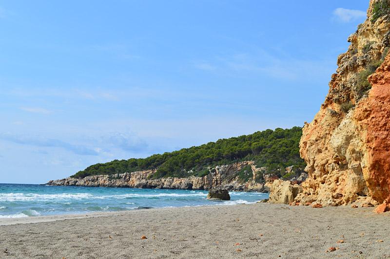 i-escape blog / i-escape's favourite Balearic beaches / Menorca