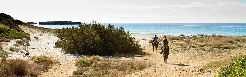 i-escape blog / i-escape's favourite Balearic beaches / Binigaus Vell Menorca
