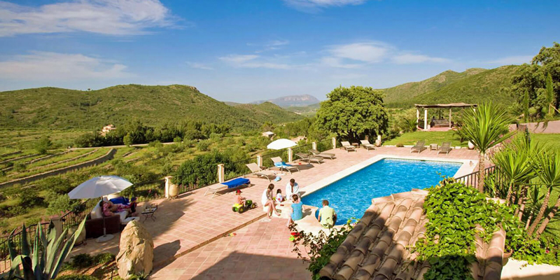 i-escape blog / Stylish family hotels for Easter 2017 / Caserio del Mirador