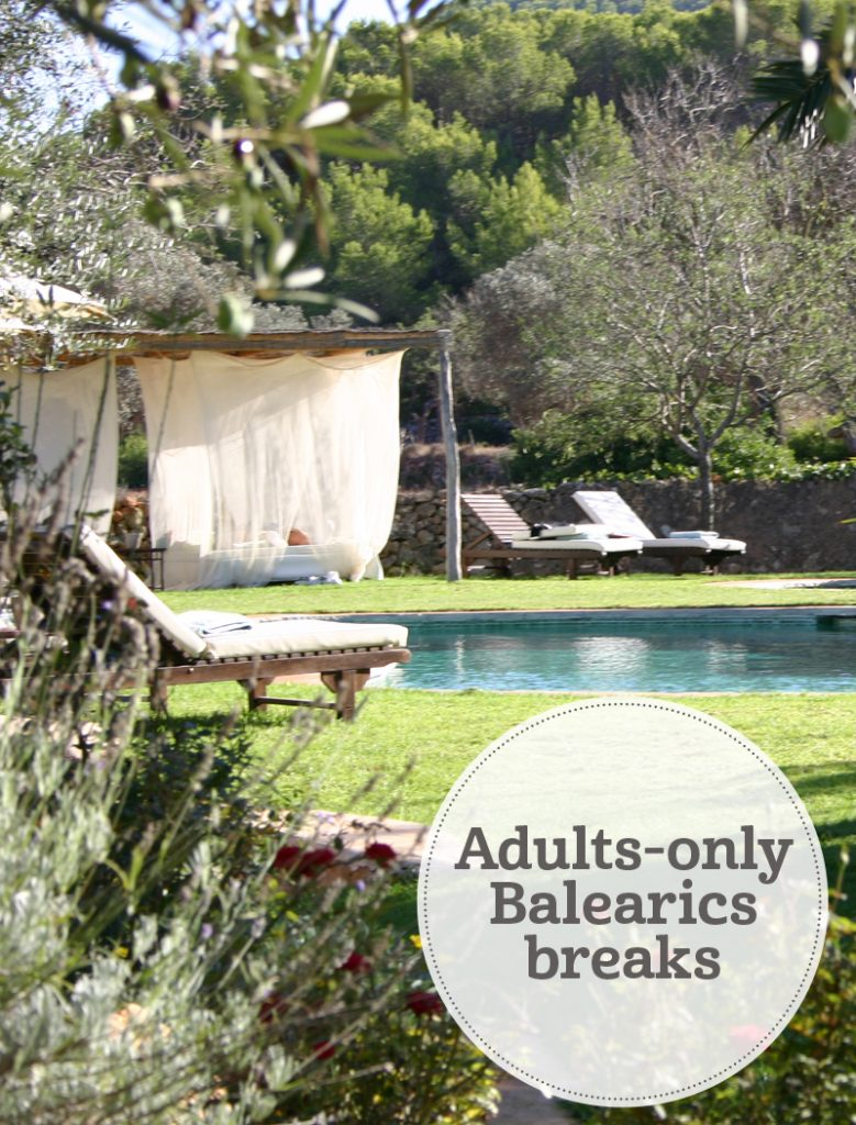 i-escape blog / Adults-only Balearics breaks / Es Cucons