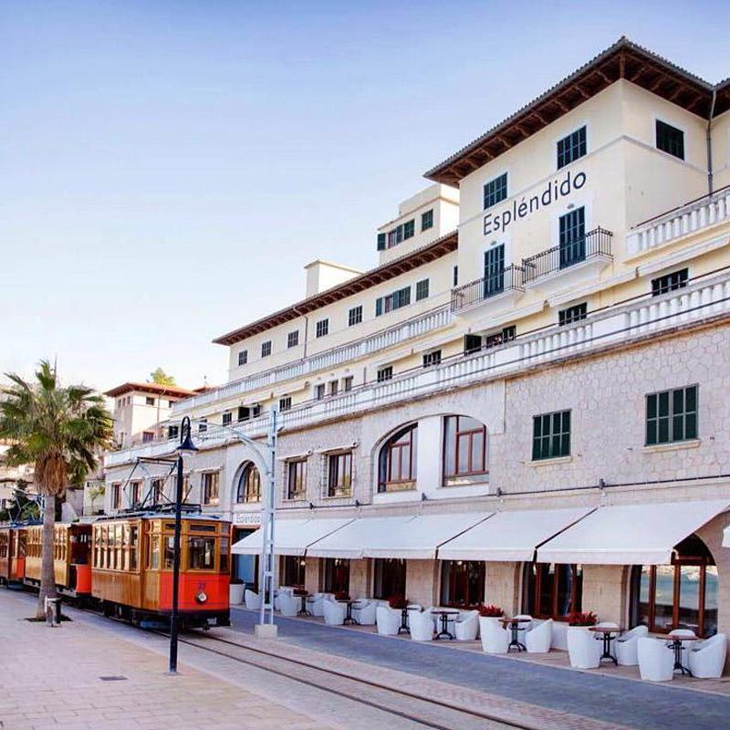 i-escape blog / i-escape's favourite Balearic beaches / Esplendido Hotel Mallorca