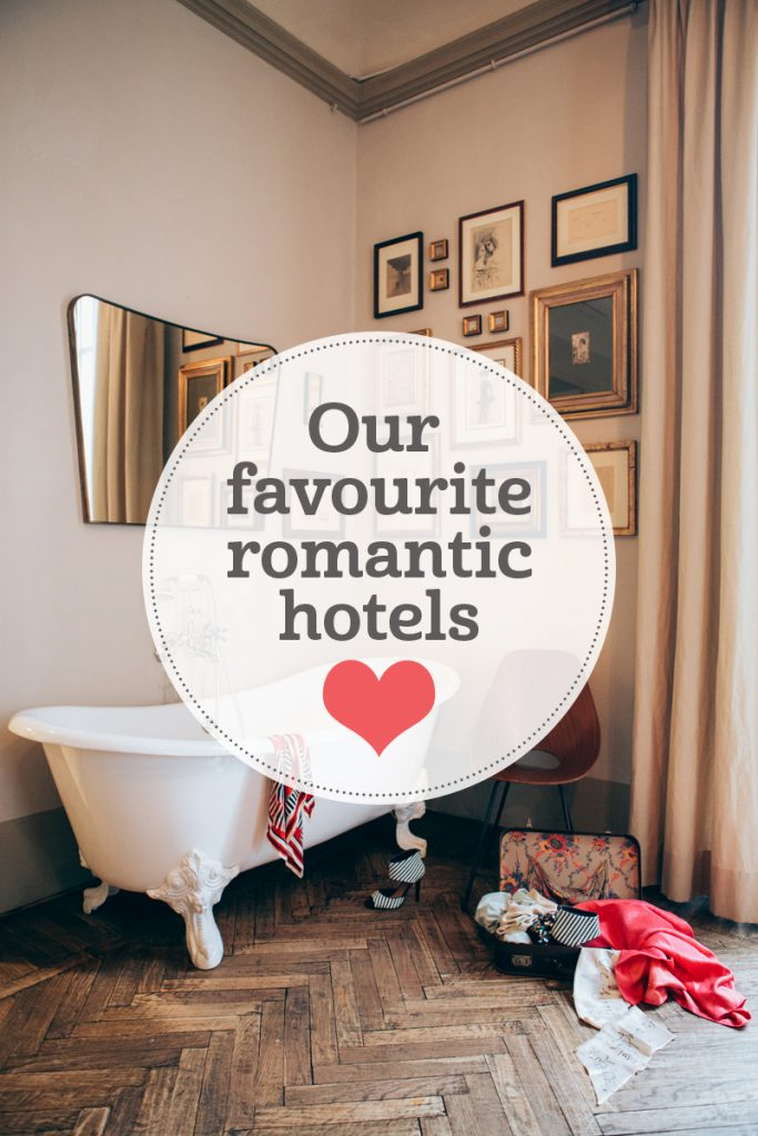 i-escape blog / Our top romantic hotels