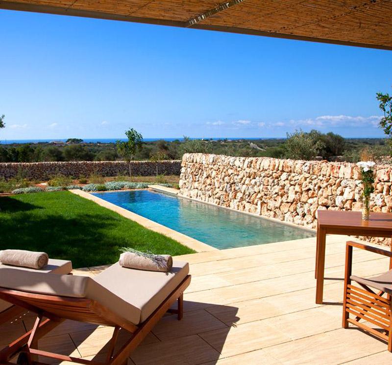 i-escape blog / i-escape's favourite Balearic beaches / Torralbenc Menorca