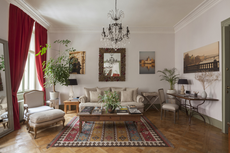The i-escape blog / Six romantic city apartments / Vinohrady Boutique Apartment, Prague