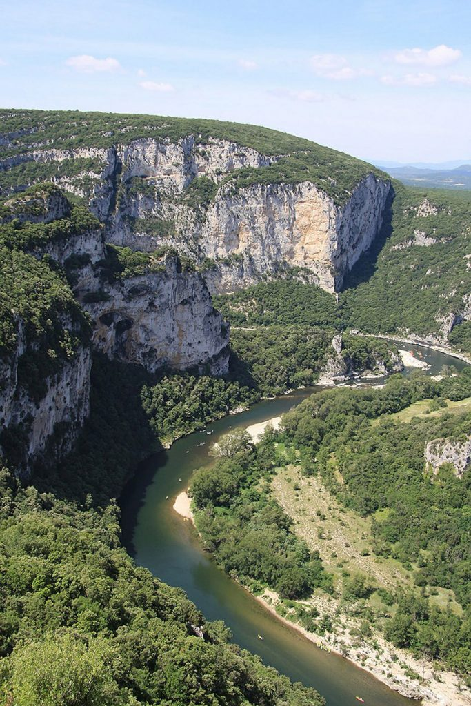 The i-escape blog / Fabulous French road trips / The Ardèche