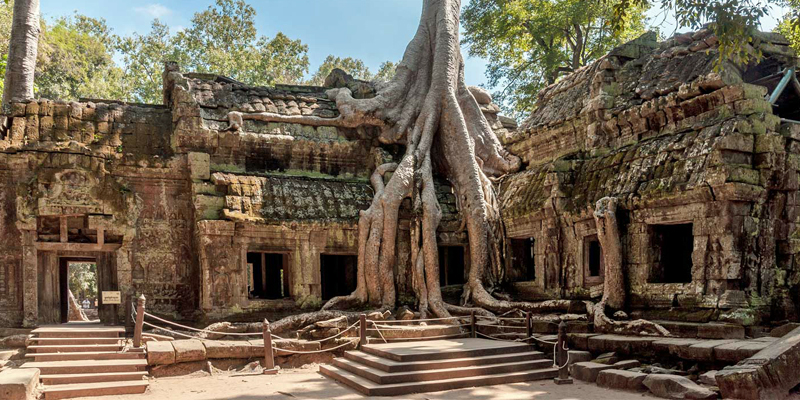 i-escape blog / Tailor-made Tours Cambodia / Angkor