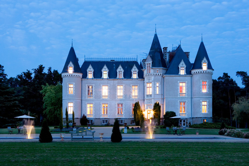 The i-escape blog / Fabulous French road trips / Chateau des Tesnieres, Brittany