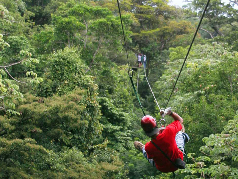 i-escape blog / Tailor-made Tours Costa Rica / Arenal Volcano