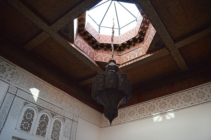 i-escape blog / Top Tips for Marrakech / Riad Capaldi Marrakech
