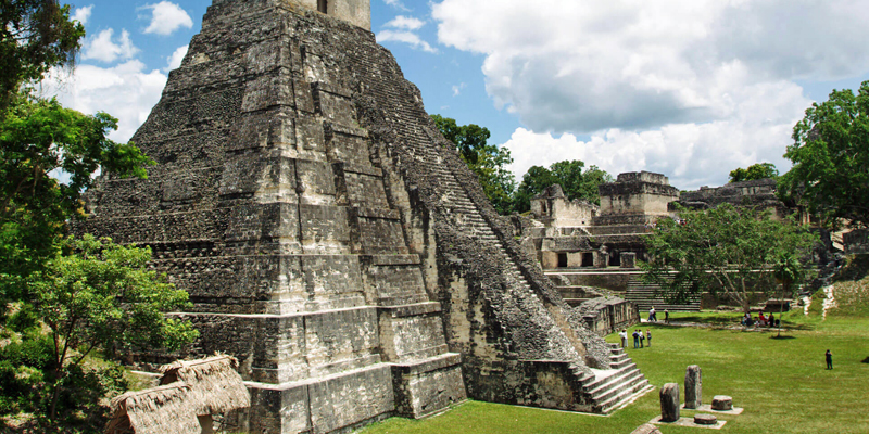 i-escape blog / Tailor-made Tours Guatemala / Tikal