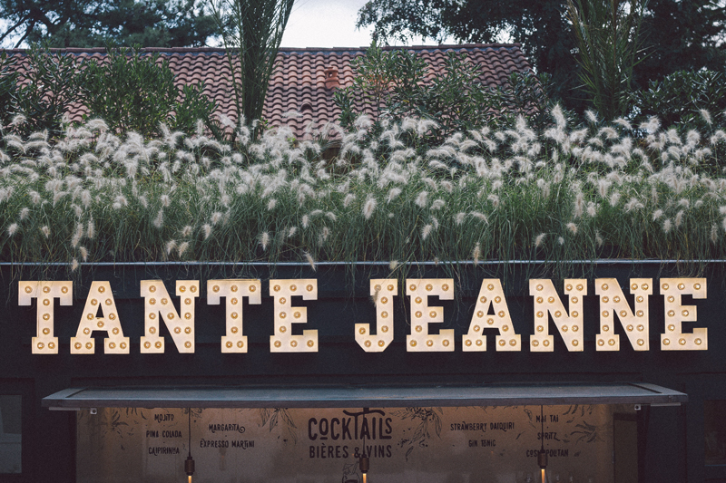 i-escape blog / An insider's guide to Hossegor: surfing, eating and shopping / Tante Jeanne