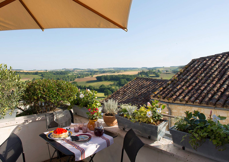 The i-escape blog / Fabulous French road trips / Hotel Lous Grits, Gascony