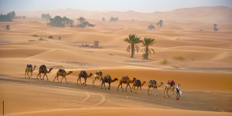 i-escape blog / Tailor-made Tours Morocco / Sahara