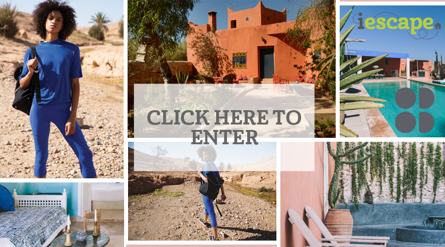 i-escape blog / WIN a trip to Morocco