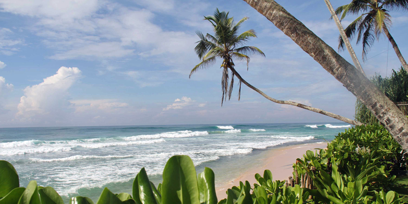 i-escape blog / Tailor-made Tours Sri Lanka / Beach