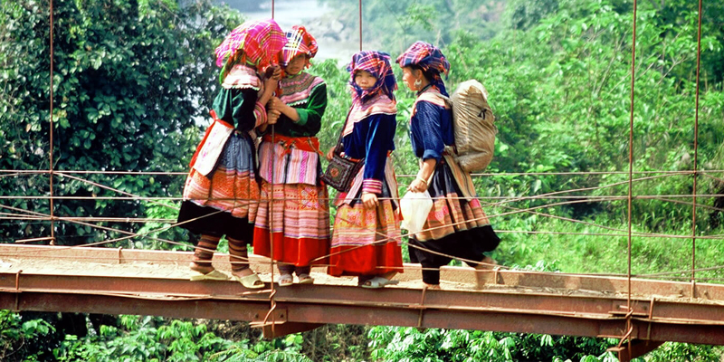 i-escape blog / Tailor-made Tours Vietnam / Sapa