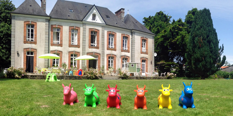 i-escape blog / Fab French Regions for Families / Le Castel