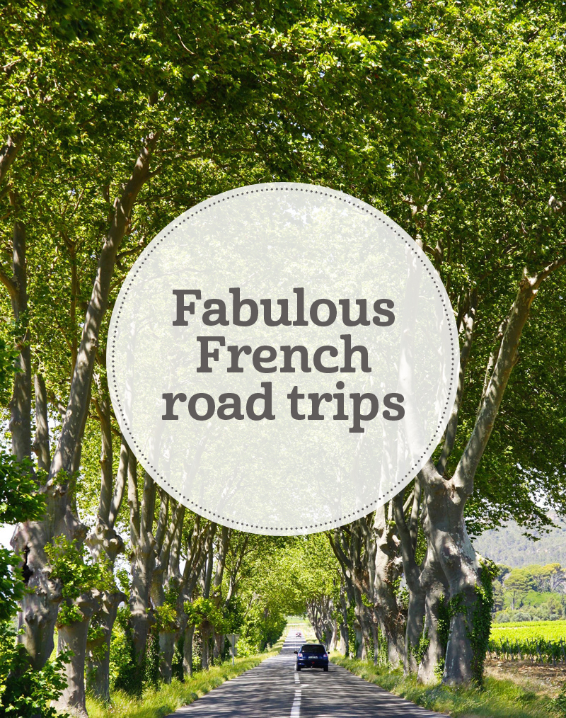 The i-escape blog / Fabulous French road trips