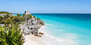 i-escape blog / 5 must-sees in Mexico / Tulum ruins