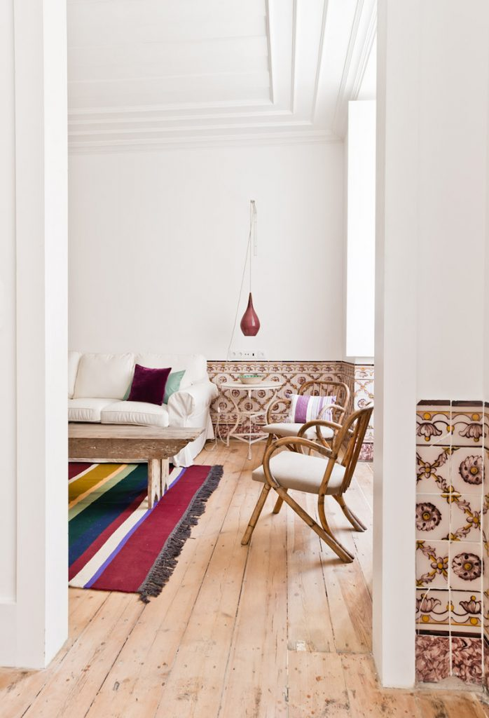 i-escape blog / 5 cool hotels in Lisbon / Baixa House