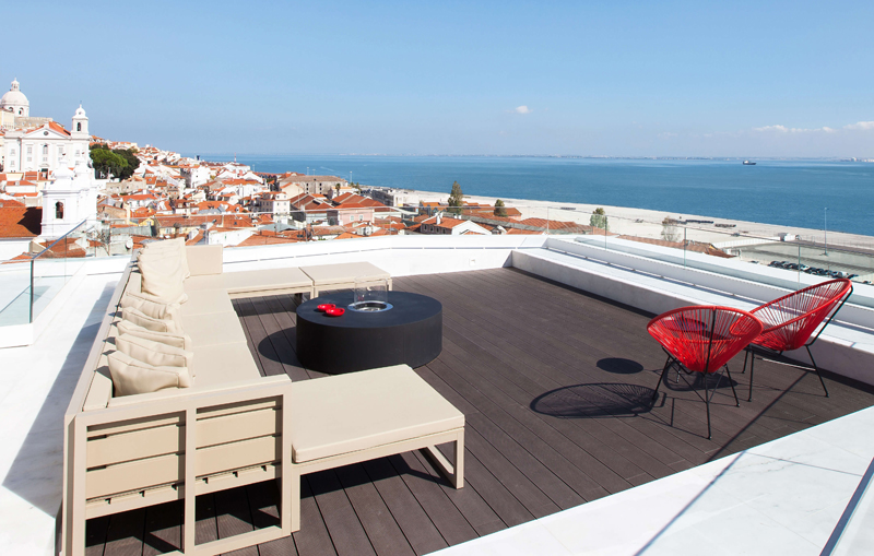 i-escape blog / 5 cool hotels in Lisbon / Memmo Alfama