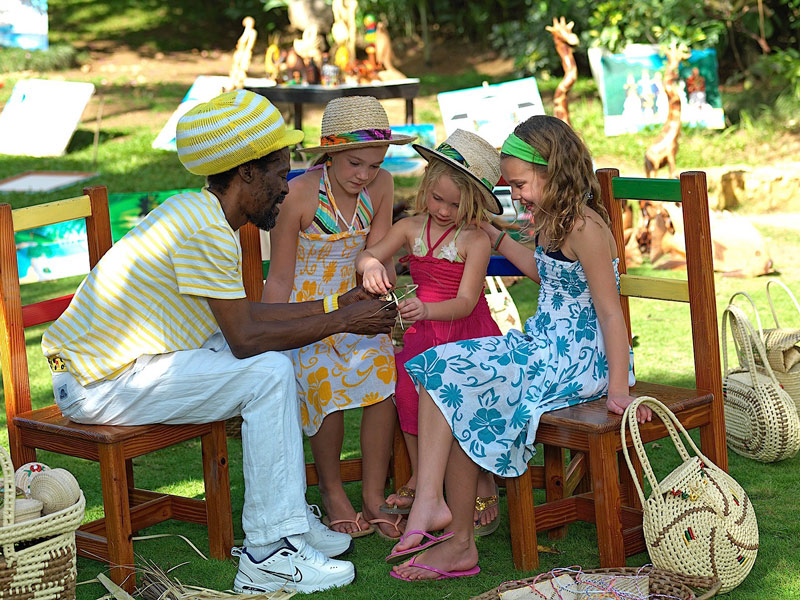 i-escape blog / Family Escapes for Half-term / Round Hill Hotel & Villas, Jamaica