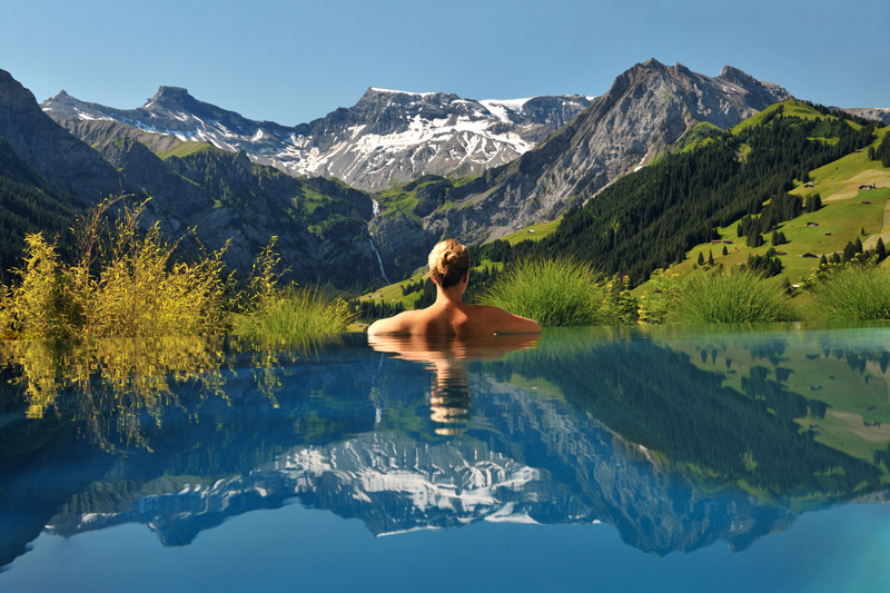 Find your perfect mountain retreat / The Cambrian, Switzerland