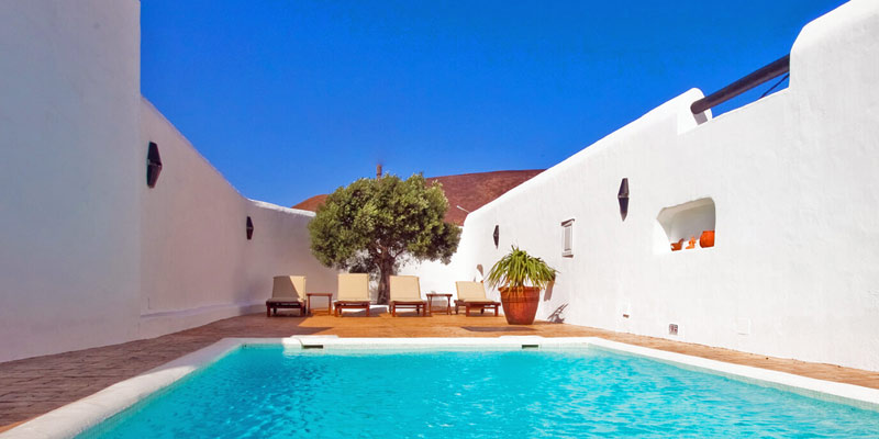 i-escape blog / Family Escapes for Half-term / Villa Guatiza, Lanzarote