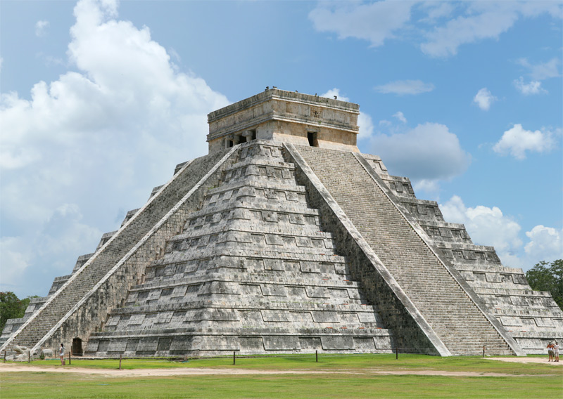 i-escape blog / 5 must-sees in Mexico / Chichentiza