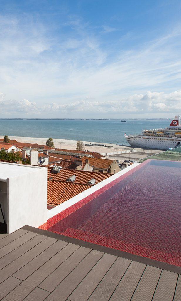 The i-escape blog / 5 cool hotels in Lisbon / Memmo Alfama