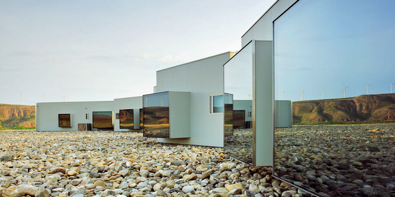 i-escape blog / Wine and Design hotels in northern Spain / Aire de Bardenas