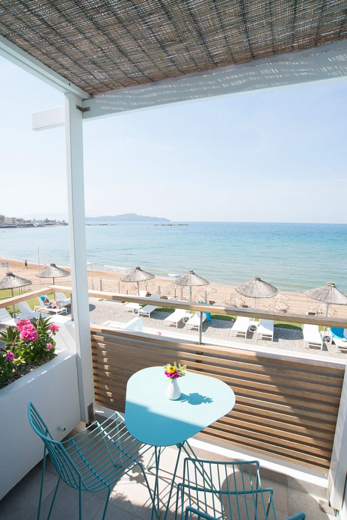 i-escape blog / Easy car-free breaks / Ammos Hotel, Crete, Greece