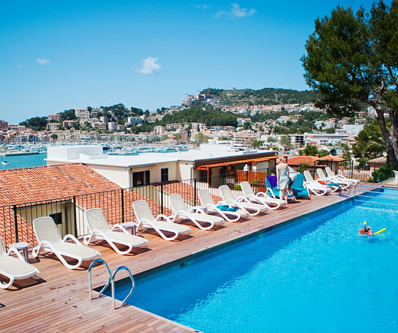 i-escape blog / Easy car-free breaks / Esplendido Hotel, Mallorca, Spain
