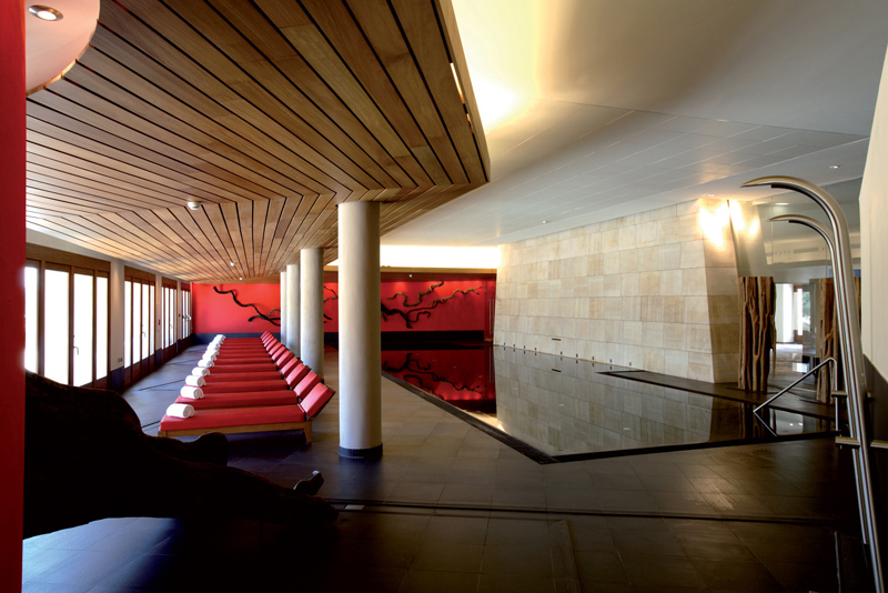 i-escape blog / Wine and Design hotels in northern Spain / Hotel Marques de Riscal