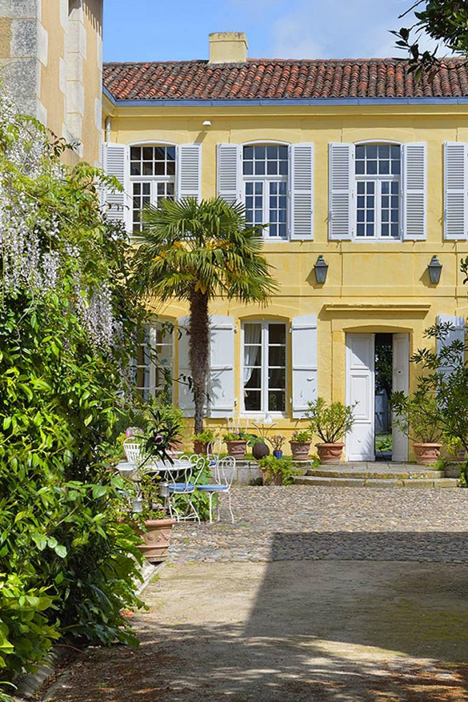 i-escape blog / Easy car-free breaks / La Baronnie Hotel & Spa, Ile de Re, France