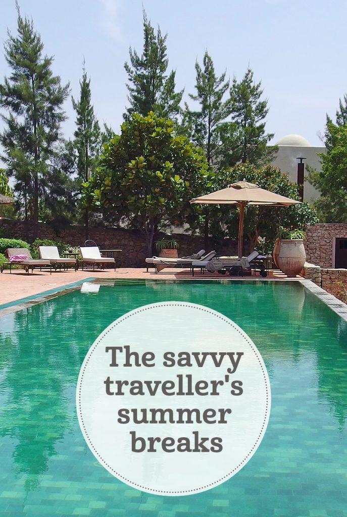 i-escape blog / Savvy Summer Holidays
