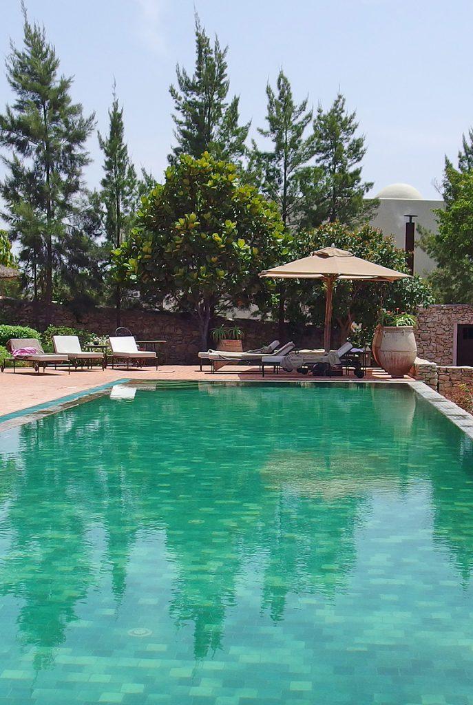 i-escape blog / Savvy Summer Holidays / Le Jardin des Douars, Essaouira, Morocco