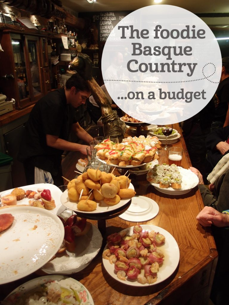 i-escape blog / Budget-friendly foodie trips to the Basque Country