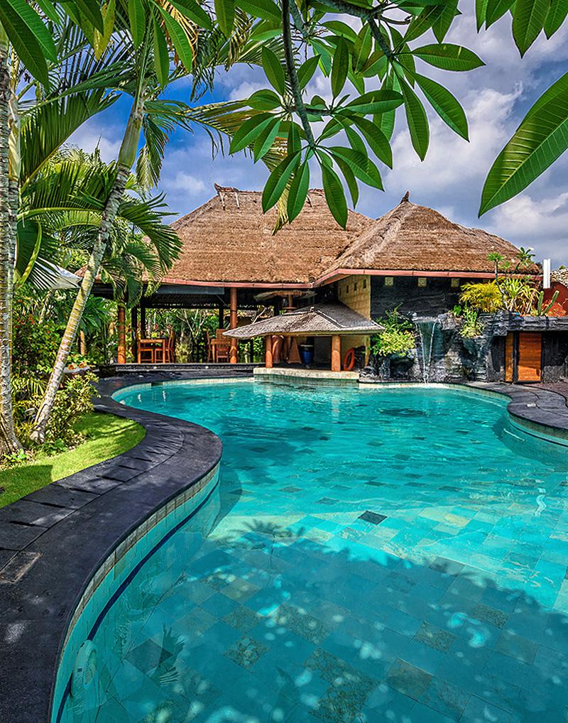 i-escape blog / Savvy Summer Holidays / Puri Madawi, Bali, Indonesia