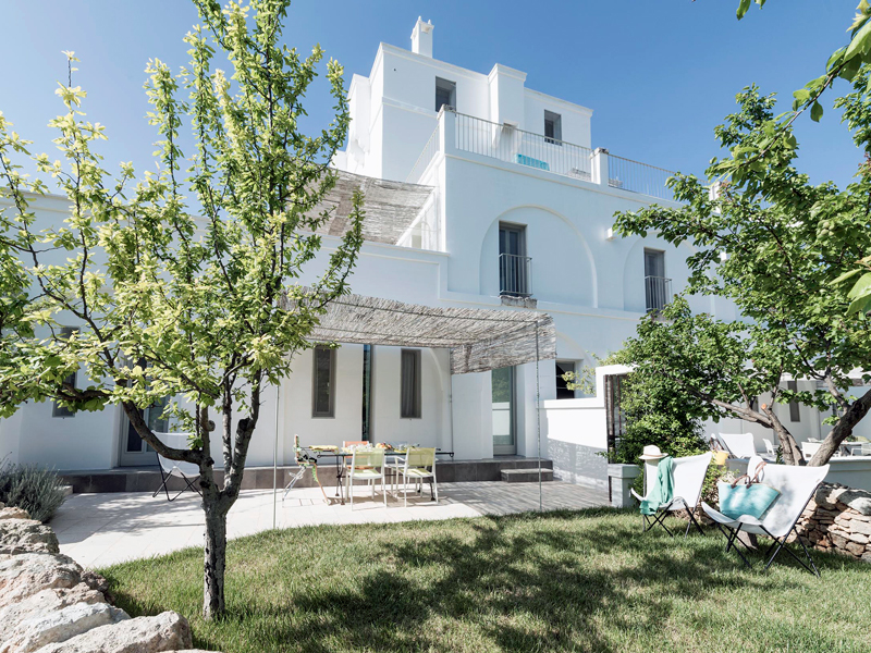 i-escape blog / Summer Holiday Rentals / Masseria Alchimia