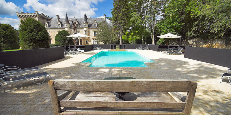 i-escape blog / Summer Holiday Rentals / Chateau de la Duchesse