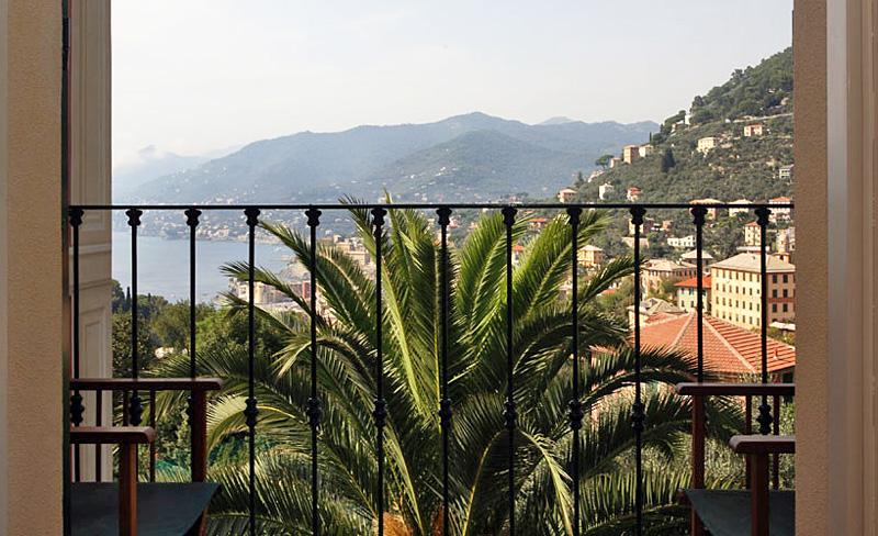 i-escape blog / Easy car-free breaks / Villa Rosmarino, Liguria, Italy