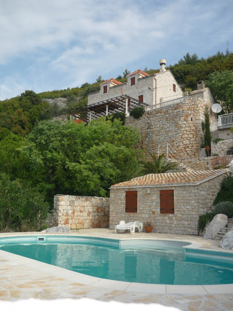 i-escape blog / 6 family-friendly beach hotels in Croatia / Villa Viganj