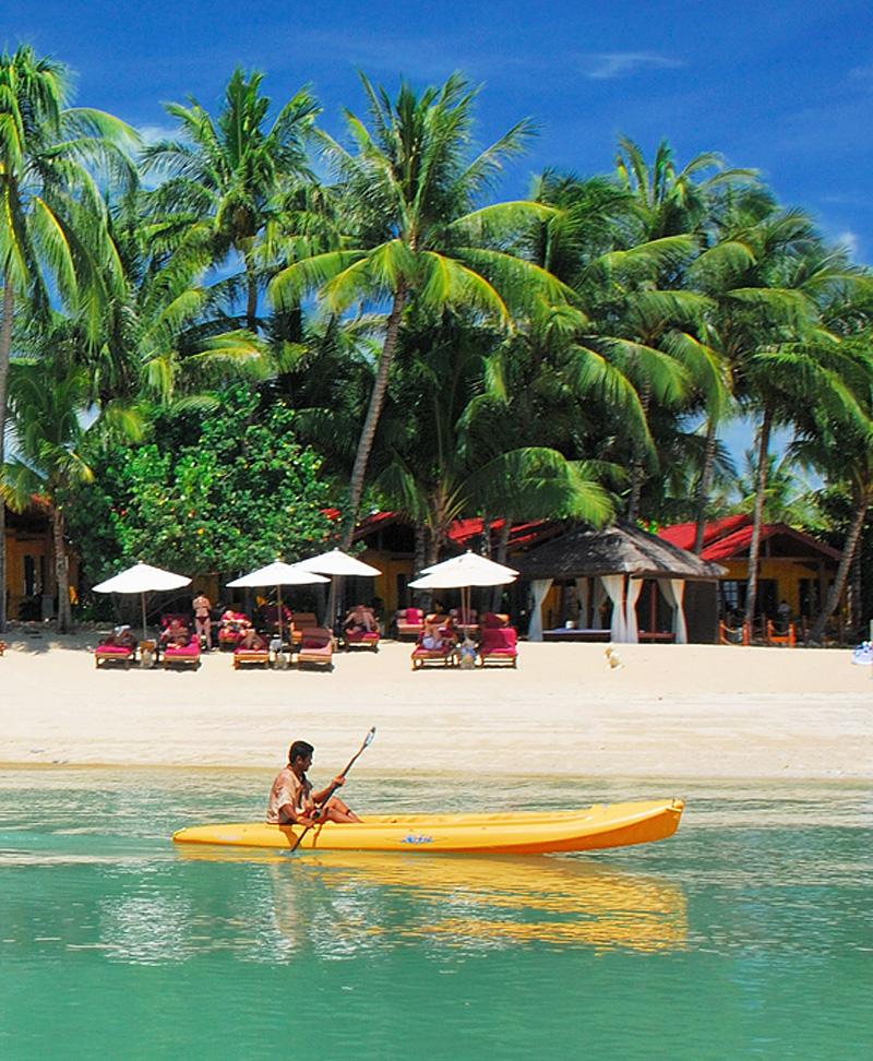 i-escape blog / Savvy Summer Holidays / Zazen Boutique Resort Spa, Koh Samui, Thailand