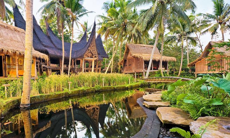 i-escape blog / Our favourite unusual hotels / Bambu Indah