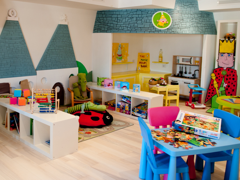 i-escape blog / The best hotel kids clubs / Borgo Egnazia