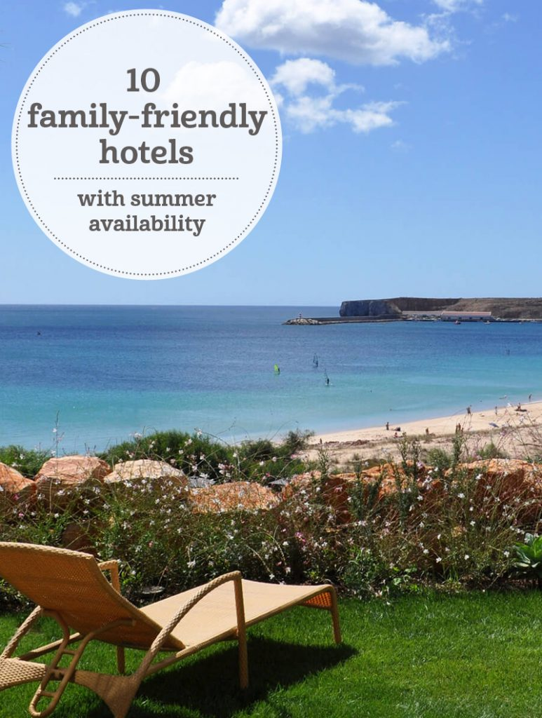 i-escape blog / 10 family-friendly hotels with summer availability