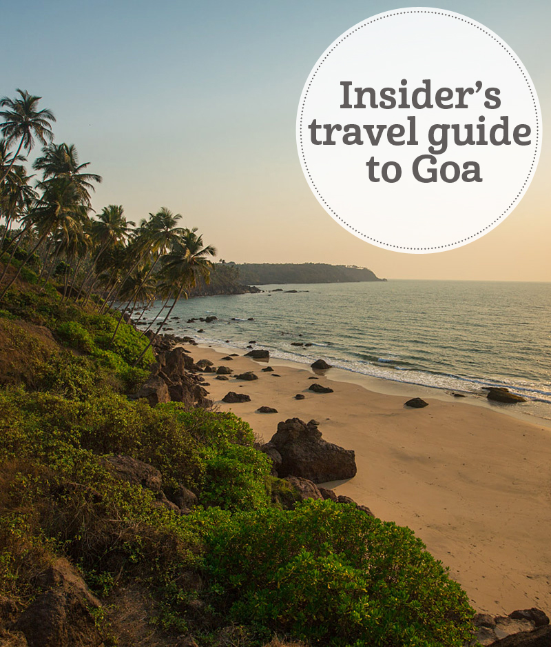 i-escape blog / Insider's travel guide to Goa