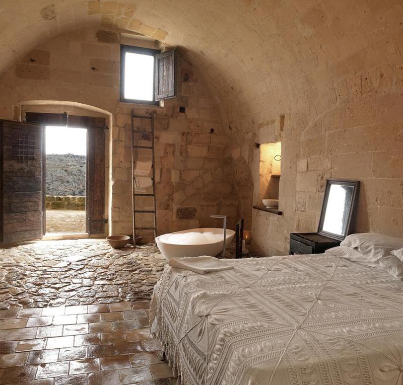i-escape blog / Our favourite unusual hotels / Le Grotte della Civita